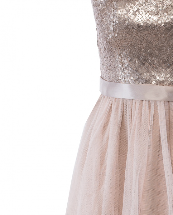 aqua_light_pink_champagne_sequin_bodice_strapless_party_dress_a-line_closeup