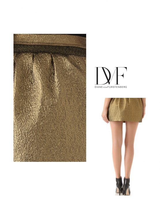 addie_jacquard_gold_skirt_dvf_closeup