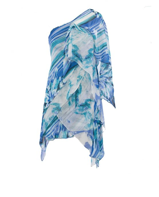 bcbg_blue_watercolor_asymmetrical_dress_bcbg_max_azria_maxazria