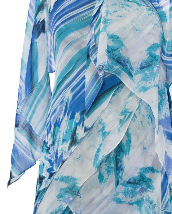 bcbg_blue_watercolor_asymmetrical_dress_bcbg_max_azria_maxazria_closeup1