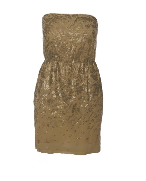 bcbg_gold_dress_strapless_bronze_gold