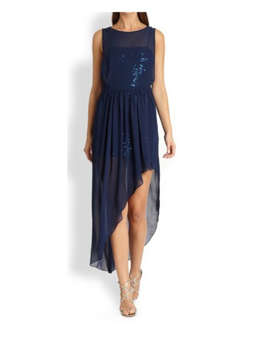 bcbg_max_azria_navy_blue_evening_gown_dress_cocktail_model1