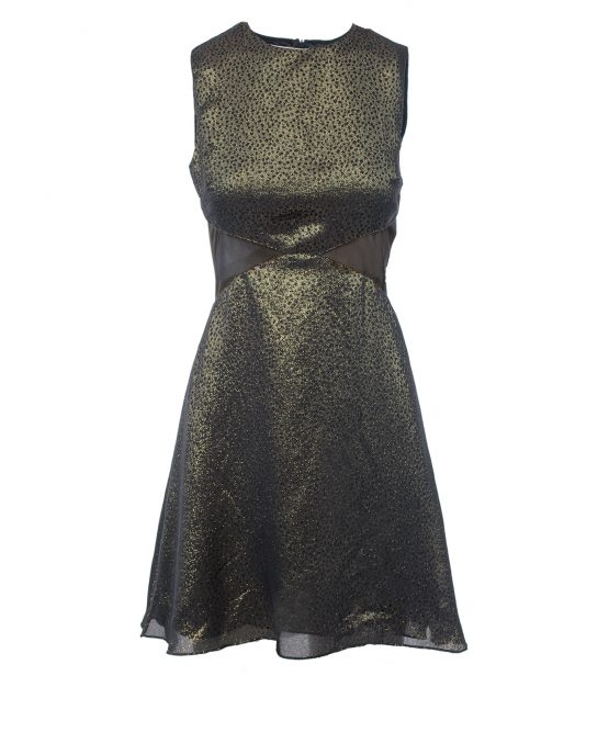 charles_henery_cocktail_dress_gold_metalics