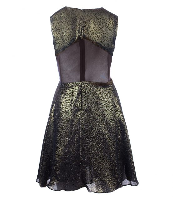 charles_henery_cocktail_dress_gold_metalics_back