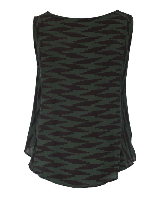 house-of-harlow-1960-army-green-tank-top-back