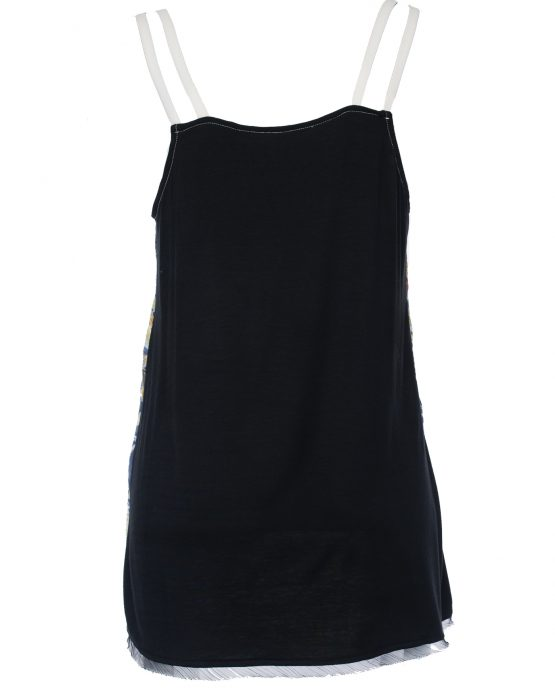 house-of-harlow-tripple-strap-tank-top-color-block-back