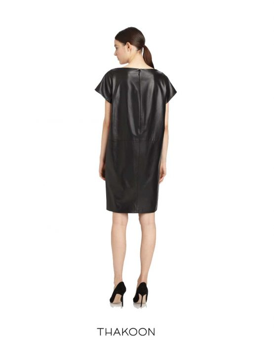 thakoon_black_runway_dress_dragonfly_model1