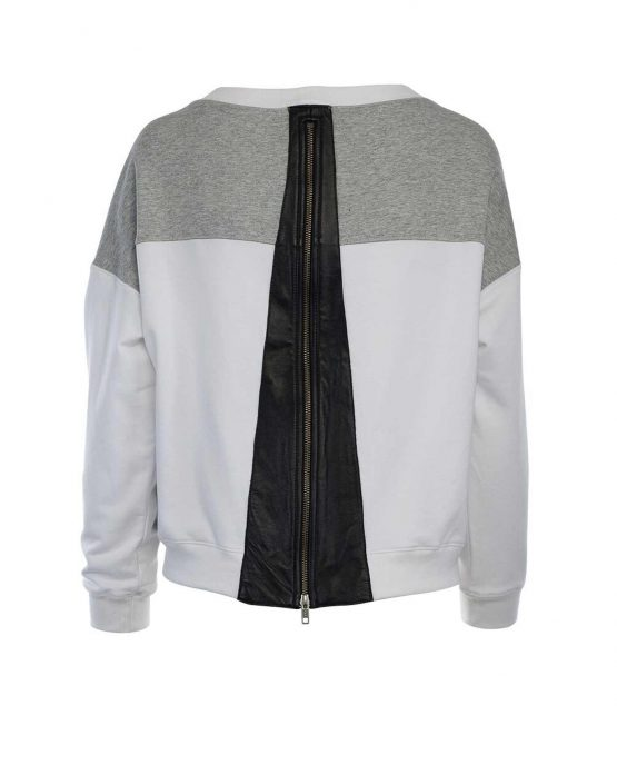 aiko-colorblock-sweatshirt-leather-grey-white-black-back