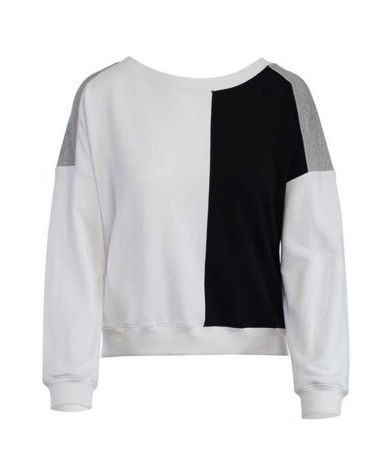 aiko-colorblock-sweatshirt-leather-grey-white-black-front-1