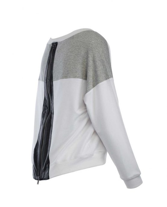 aiko-colorblock-sweatshirt-leather-grey-white-black-side