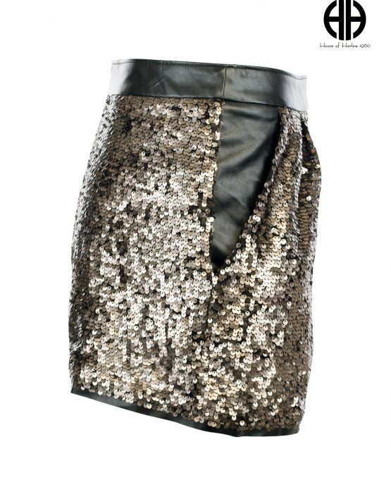 house-of-harlow-1960-sequin-leather-shorts