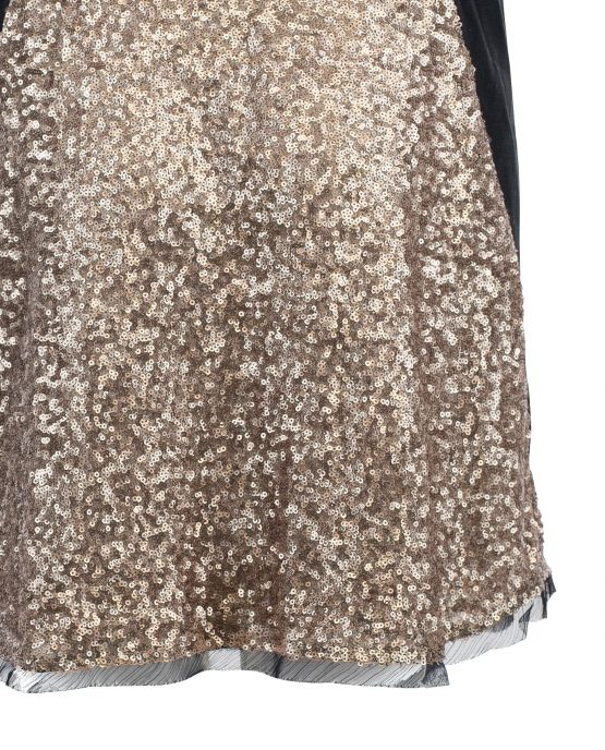 house-of-harlow-1960-sequin-skirt-short-closeup