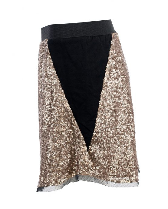 house-of-harlow-sequin-skirt-short