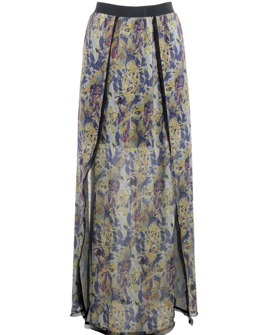 Maxi Skirt House Of Harlow 1960