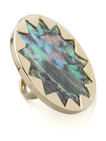 Abalone House Of Harlow Ring