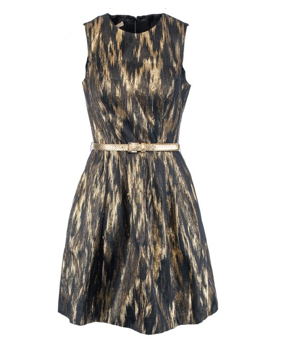 Michael Kors Collection Ikat Dress