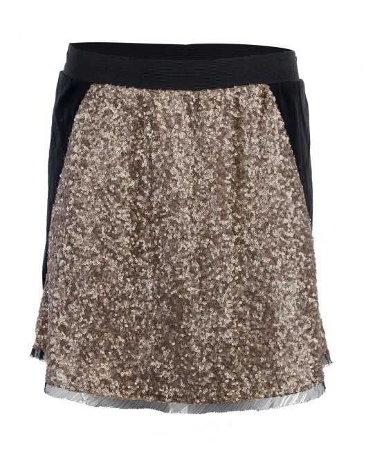 House Of Harlow 1960 Sequin Skirt