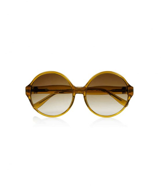 Willow Mustard Sunglasses
