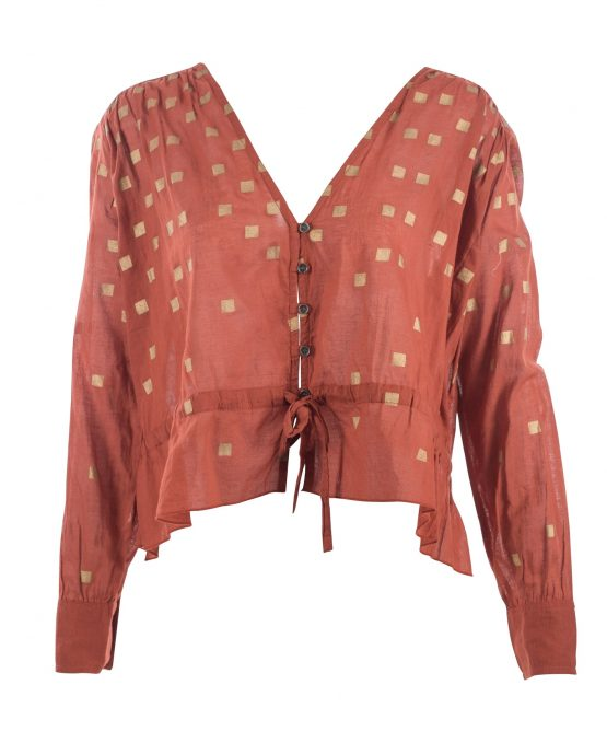 Dacia Blouse House Of Harlow 1960