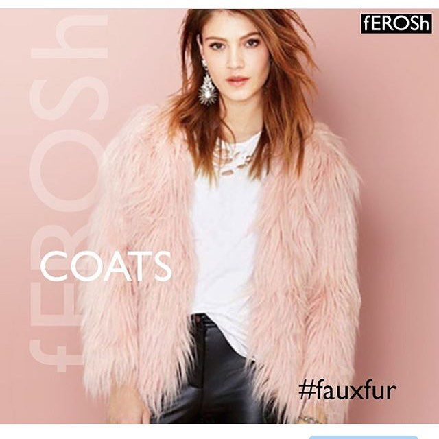 Tres chic fur on sale at shopferoshcom Links in thehellip